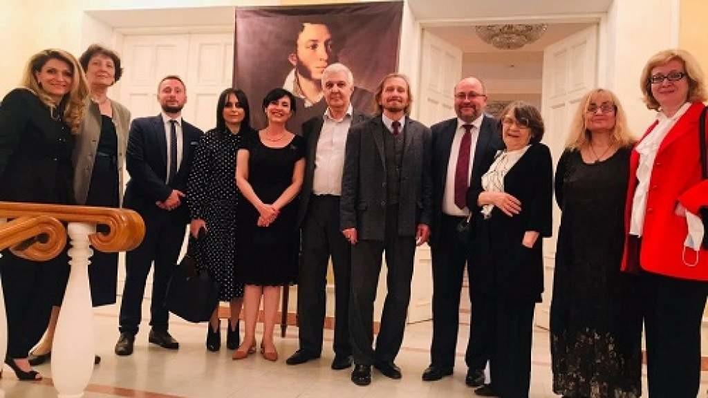 Пушкинский день состоялся в Тбилиси