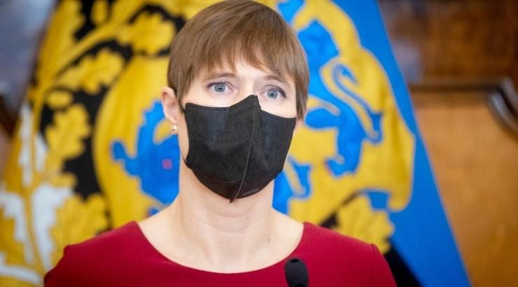 Керсти Кальюлайд дала возможность выплакаться тем, кто любит Россию больше Эстонии