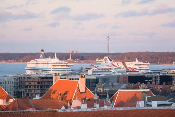 Открытие сообщения между Таллинном и Стокгольмом может быть отложено до следующего лета