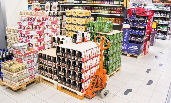 Исследование: в прошлом году увеличилось употребление алкоголя и связанное с ним число смертей