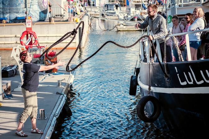 В Таллинне в пятницу открывается морской праздник Sail Tallinn