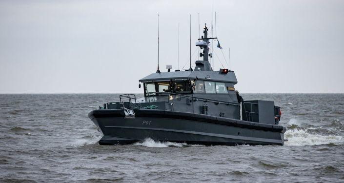 Два новых катера готовы приступить к службе в Силах обороны Эстонии