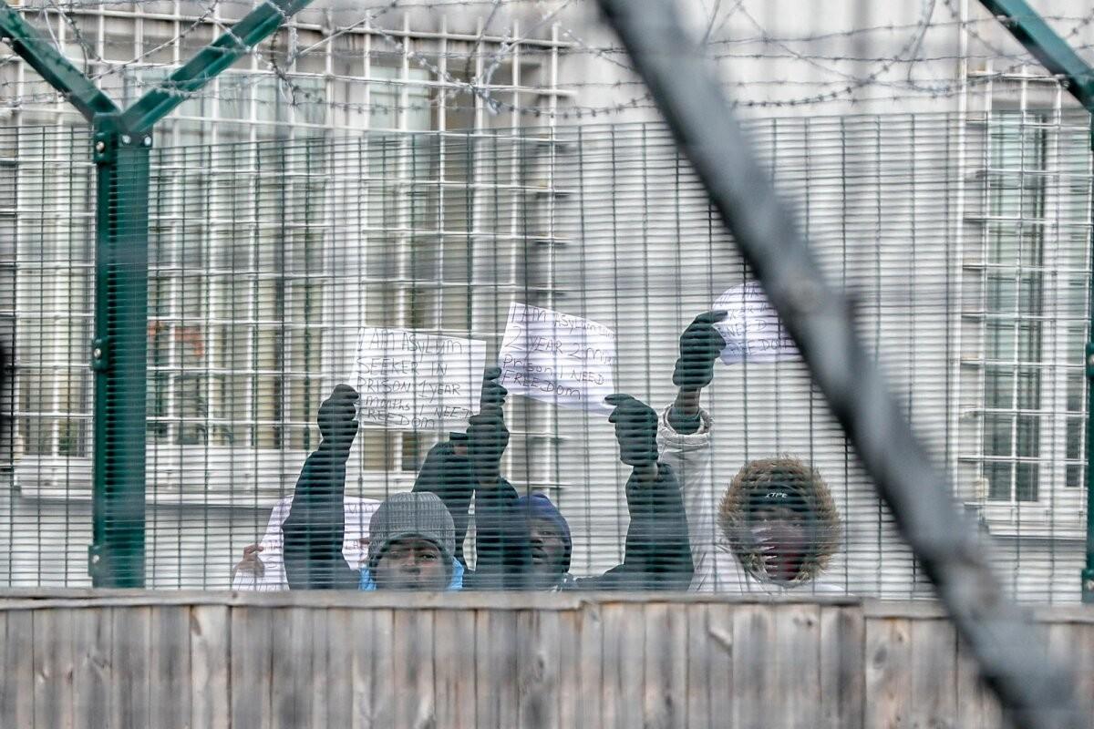 Германия — лидер ЕС по количеству прошений об убежище. В Эстонию беженцы не хотят