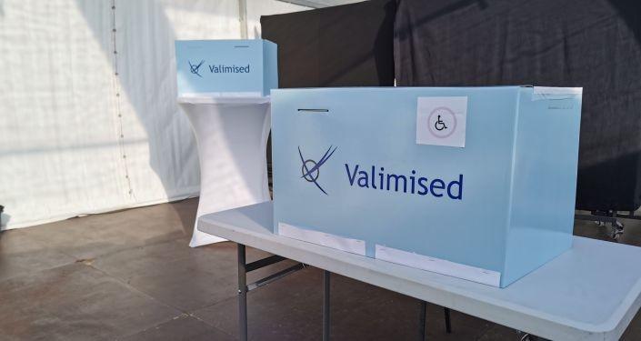 Сколько избирателей в Эстонии проголосовали на местных выборах за три дня