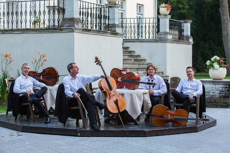 В Хааберсти состоится бесплатный концерт чудо-виолончелистов
