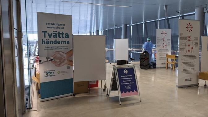 Финляндия будет делать меньше тестов на коронавирус