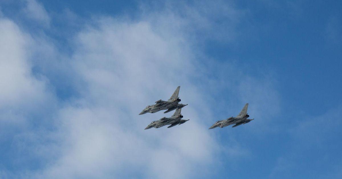 В НАТО зафиксировали необычно высокую активность военных самолетов РФ