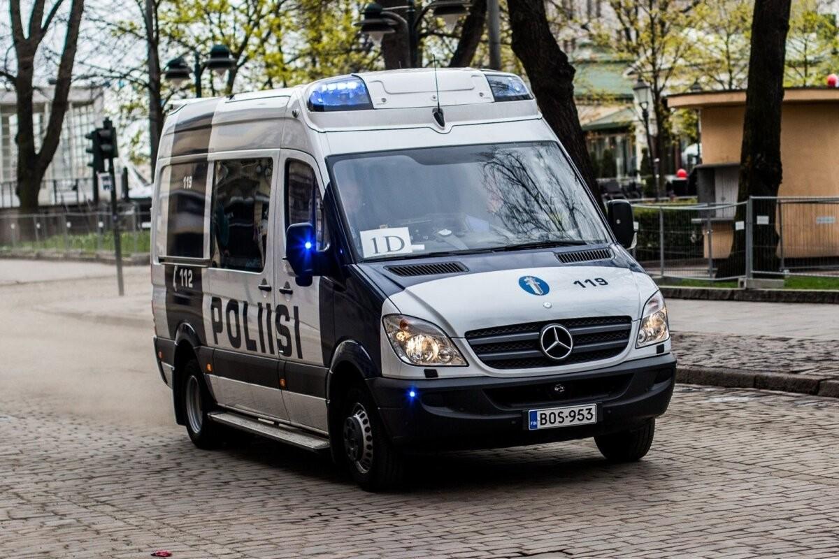 В Финляндии в утонувшей машине нашли тело пропавшего в 2012 году мужчины