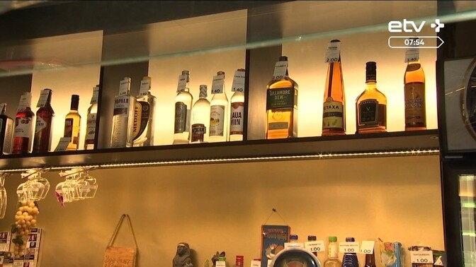 Проверка магазинов в Пярну: в трех магазинах продали алкоголь несовершеннолетним