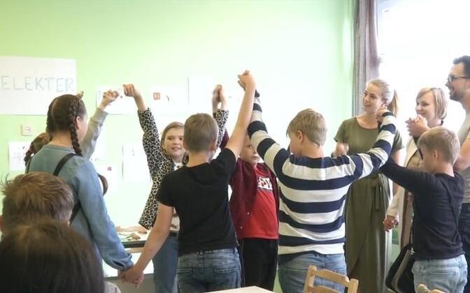 В проекте Noored Kooli этим летом участвовало рекордное количество нарвских школьников