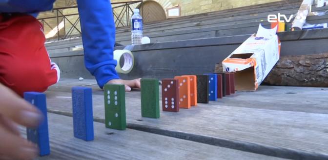 В парке Тойла прошли соревнования юных изобретателей
