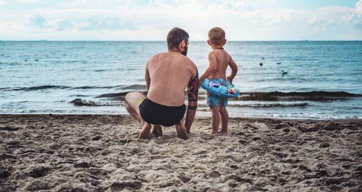 В Эстонии похолодало: какая температура воды на официальных пляжах