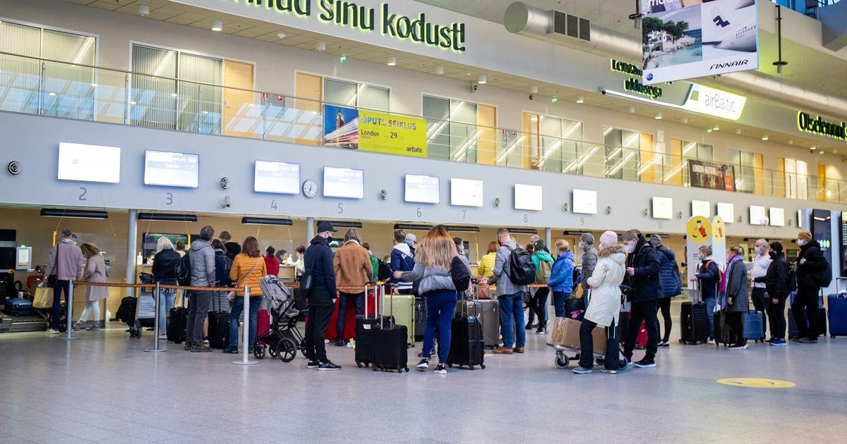 Въехать в Эстонию без ограничений можно лишь из шести стран Европы