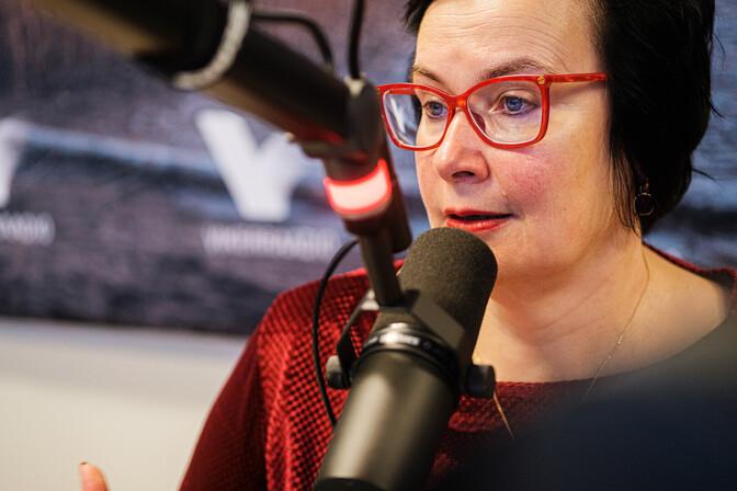 Мэр Нарвы Катри Райк объявила о создании своего избирательного союза