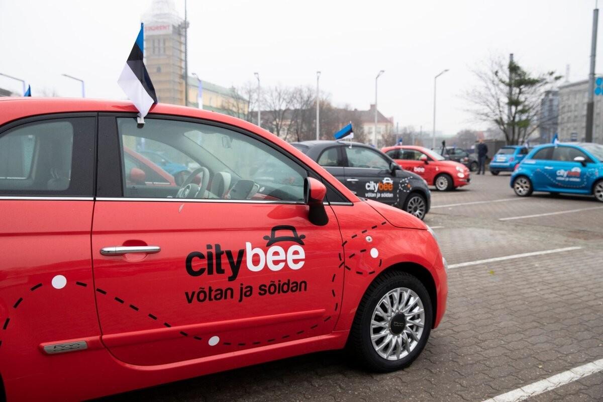 Каршеринговая компания CityBee вводит возможность предзаказа машины