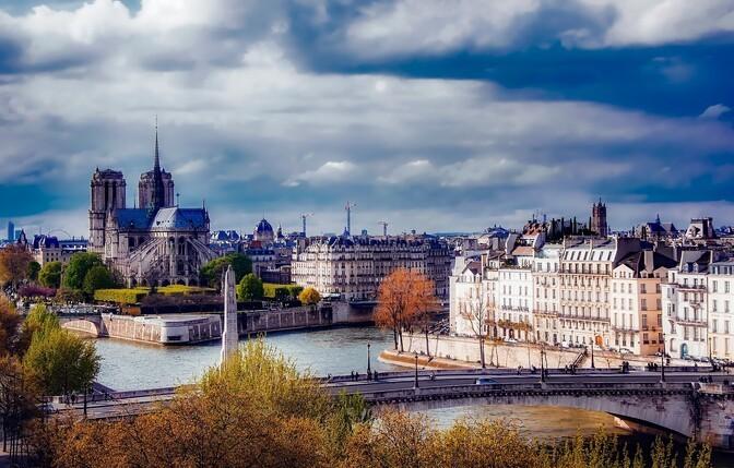 Макрон заявил о плане реиндустриализации Франции
