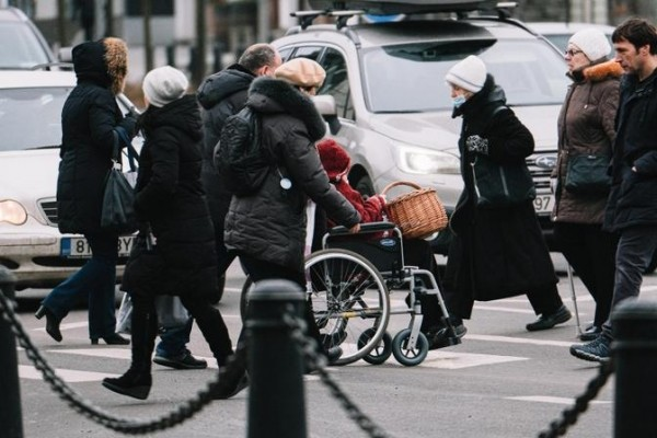 С 1 апреля пенсия увеличится в среднем на 24 евро