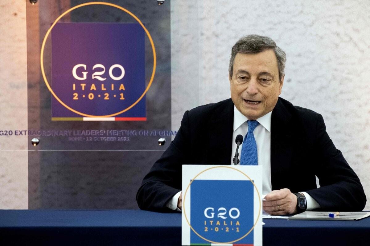 """Саммит G20 по Афганистану: """"Большая двадцатка"""" решила не признавать режим талибов"""