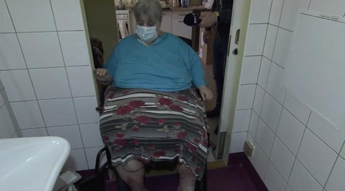 """""""Зеркало"""": проблемы людей в инвалидных креслах"""