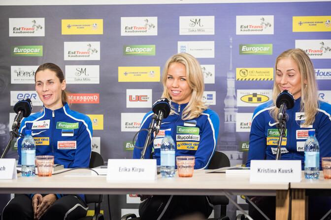 Эстонские спортсмены ждут своей очереди на вакцинацию от COVID-19