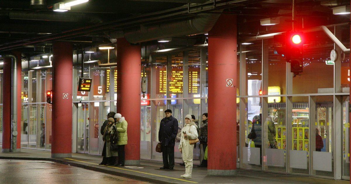 Угрожавший взорвать автобусный терминал в Viru Keskus получил 7 суток ареста