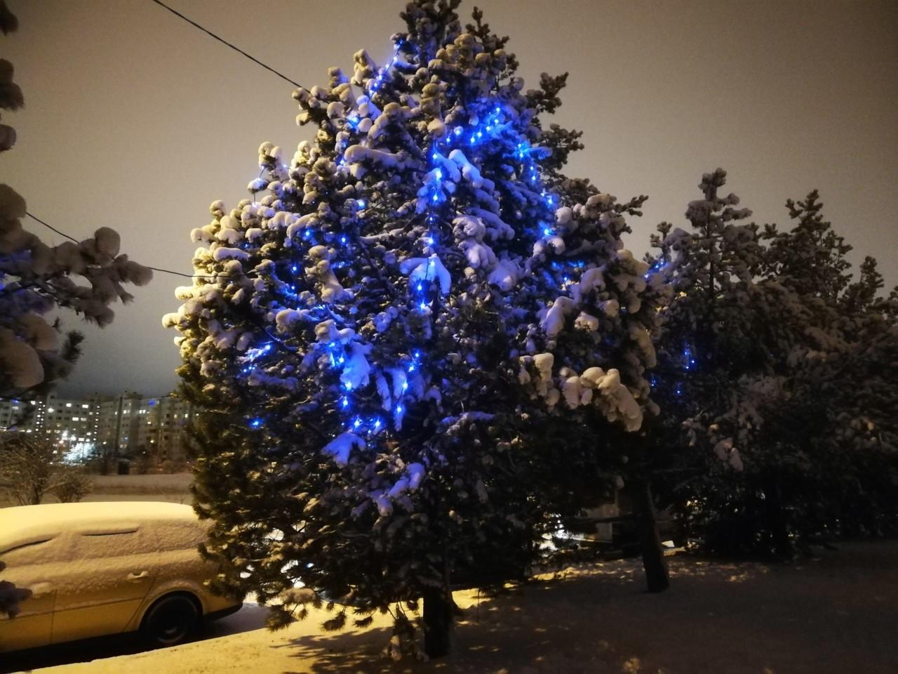 Приближающийся снегопад осложнит дорожные условия в Таллине
