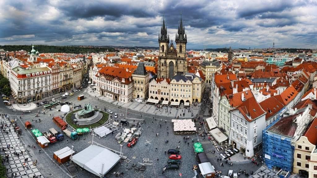 В Праге задержали активиста «Крымской весны»