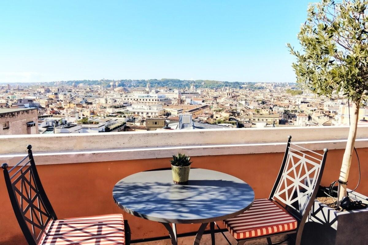 Римский отель размещает малоимущих за 12 евро в день