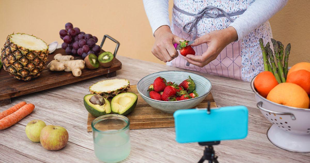 Приготовление пищи и наблюдение за этим может привести к перееданию