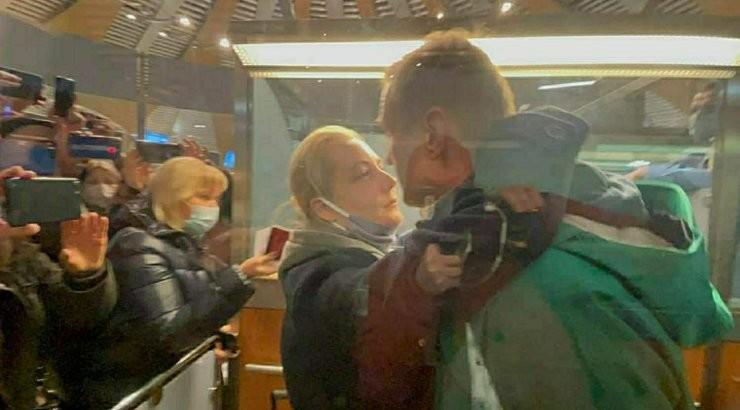 Навальный наносит удар по путинскому режиму, жертвуя собой