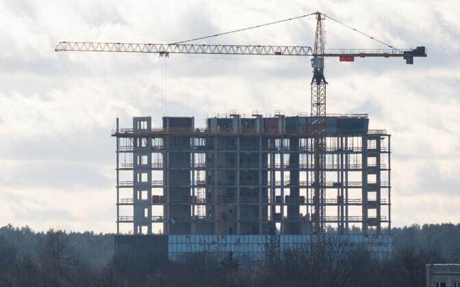 Экономический спад в Эстонии в 2020 году составил 2,9%