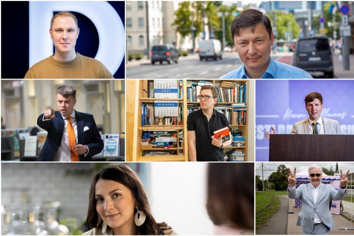 В течение двух дней в Таллинне проголосовали около 16 000 избирателей. Смотрите, где можно проголосовать!