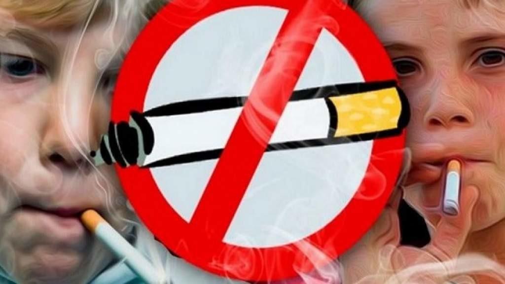 Правительство России предложило проверять российских детей на курение