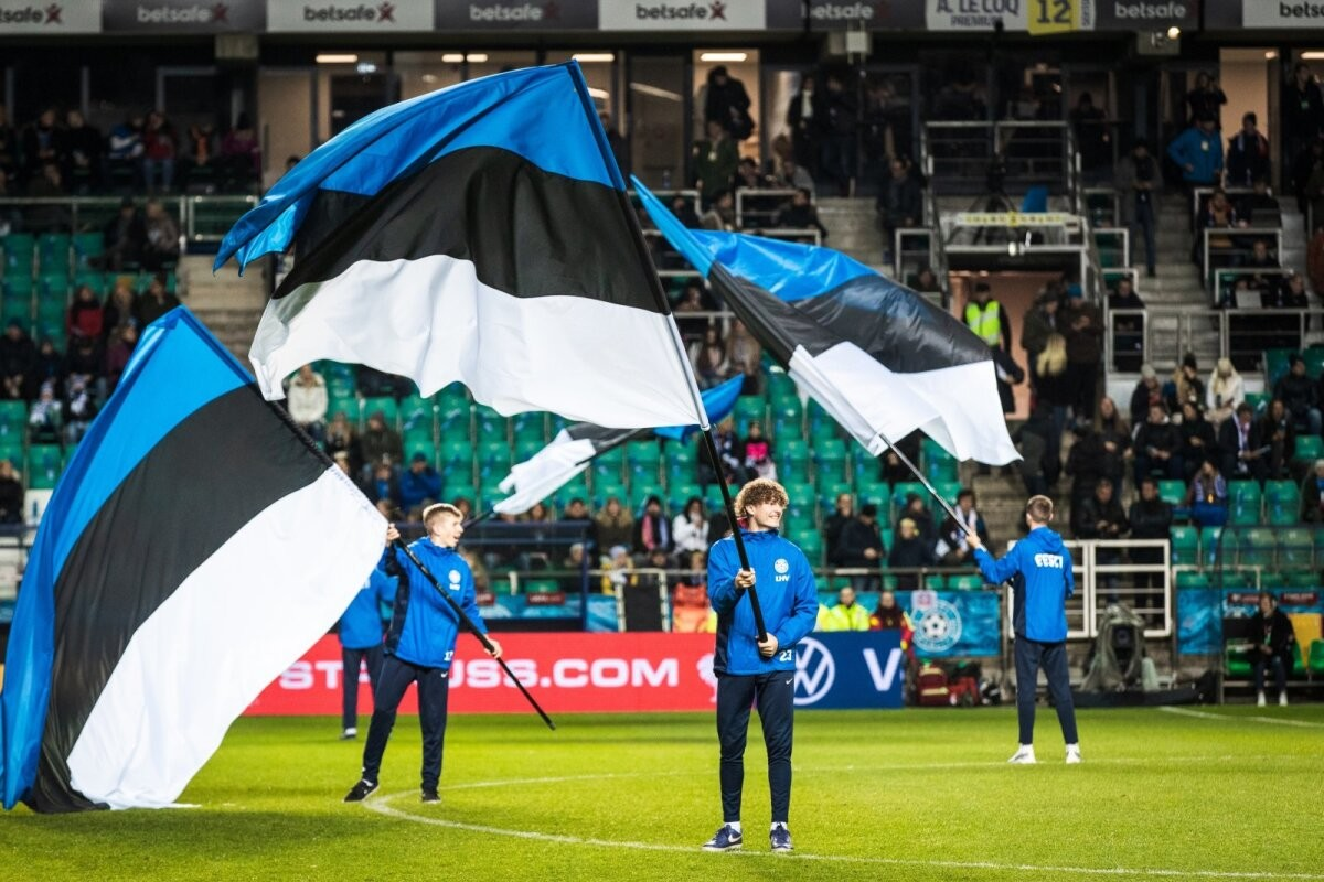 Для футбола сделали исключение. На матч Эстония - Латвия допустят 1000 человек