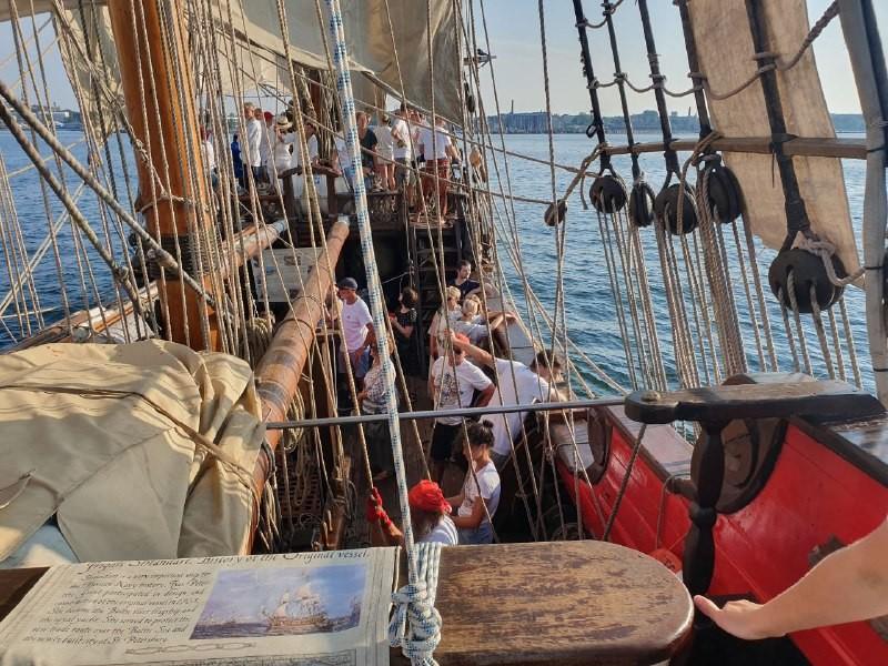 Программа заключительного дня (18 июля) морского праздника Sail Tallinn (+видео)