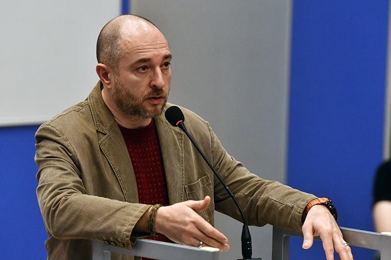 Писатель Дмитрий Миропольский: Связь с Эстонией в моей жизни и моих произведениях огромна
