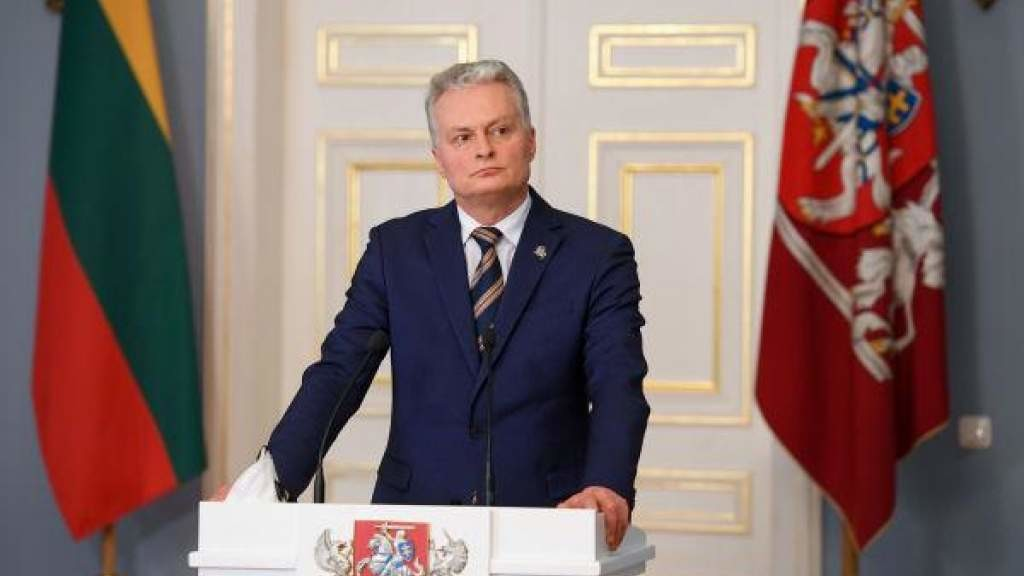 Президент Литвы с ежегодным докладом в Сейме /дополнено/
