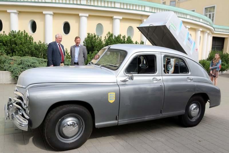 Тайны электромобилей — сколько «зарядок» понадобится Эстонии