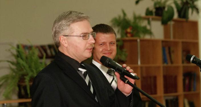 Андрей Кузичкин намерен подать в суд на эстонского журналиста