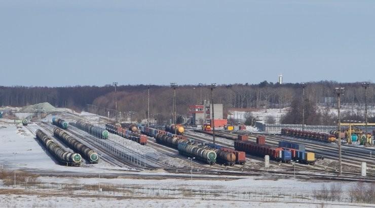Начались поставки нефтепродуктов из Белоруссии в российские порты в обход стран Балтии