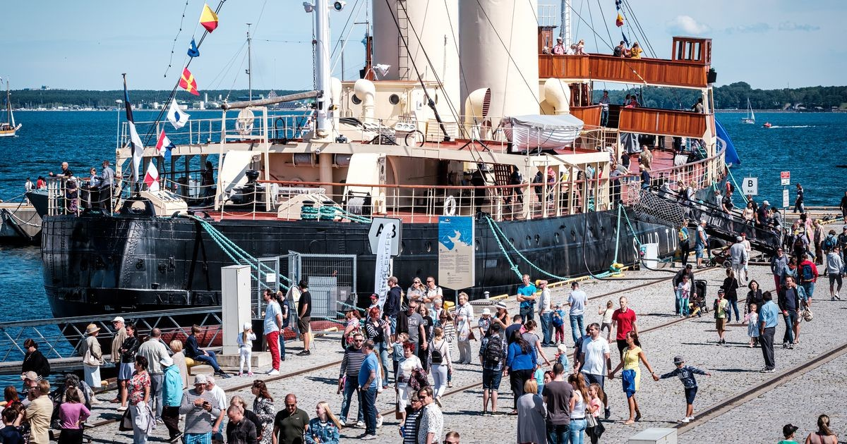 В Таллинне стартует грандиозный морской праздник