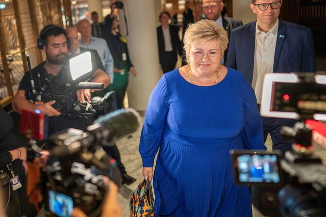 Победу на выборах в Норвегии одержала левая оппозиция