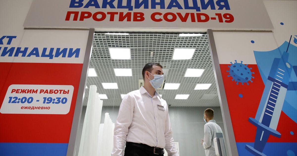 В России впервые с января выявили более 20 тыс. заболевших COVID-19