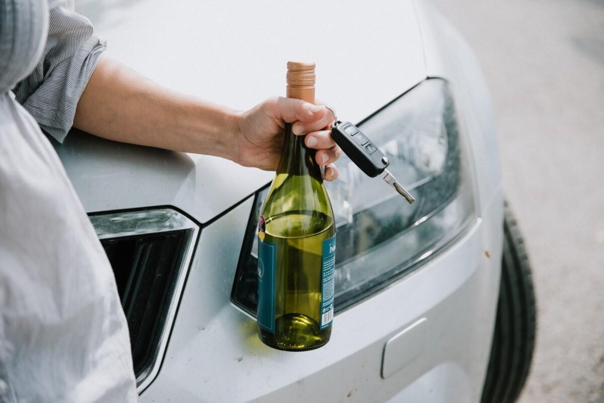 Эстонская полиция за сутки поймала 56 пьяных водителей