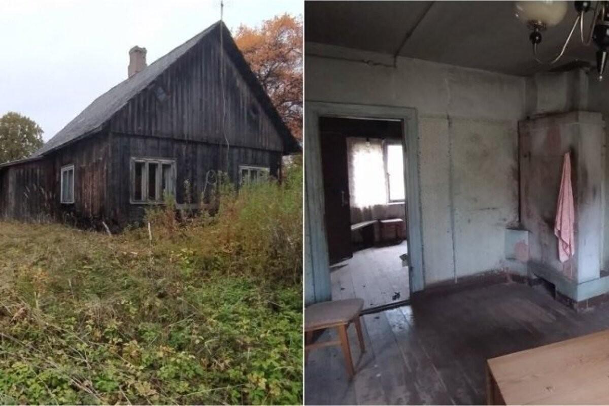 ФОТО | Почти как в Италии: волость в Латвии ищет новых владельцев для заброшенных домов