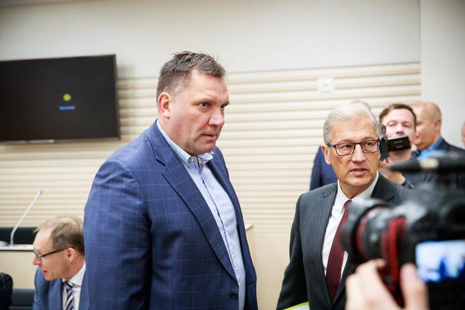 Судебное следствие по делу о коррупции в Таллиннском порту продолжится в апреле