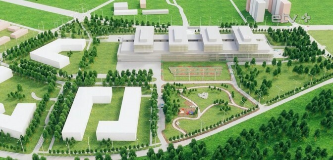Лучшее предложение по проектированию Таллиннской больницы сделали итальянские предприятия