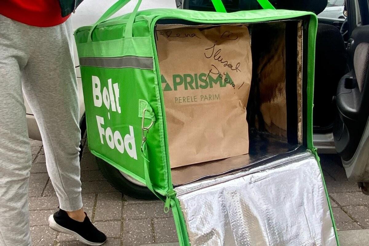 Сеть Prisma начала сотрудничество с Bolt Food