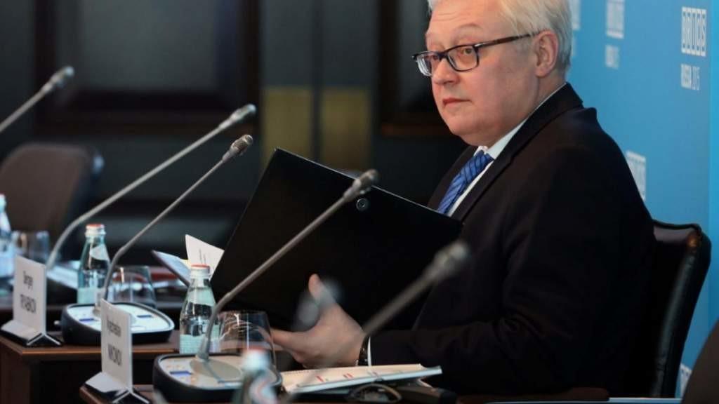 Рябков обсудил с Нуланд стратегическую стабильность