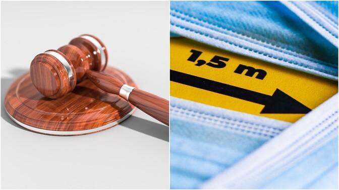 В Таллиннский административный суд стекаются иски против коронавирусных ограничений